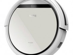 $110 with COUPON for ILIFE V5 Intelligent Robotic Vacuum Cleaner from GearBest