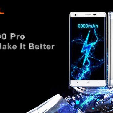 "$170.99  OUKITEL K6000 Plus 5.5"" Octa-core 4G Phone w/ 4GB RAM 64GB ROM from DealExtreme"