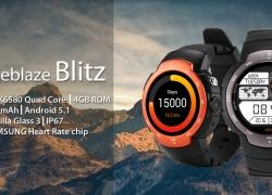 $89.99 only for Zeblaze Blitz 3G Smartwatch Phone from GearBest