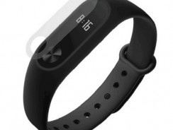 $21 with coupon for Original Xiaomi Mi Band 2 Heart Rate Monitor Smart Wristband – BLACK from GearBest