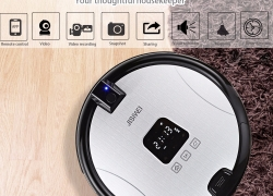 $269.99 with COUPON for JISIWEI S+ Smart Robotic Vacuum Cleaner from GearBest