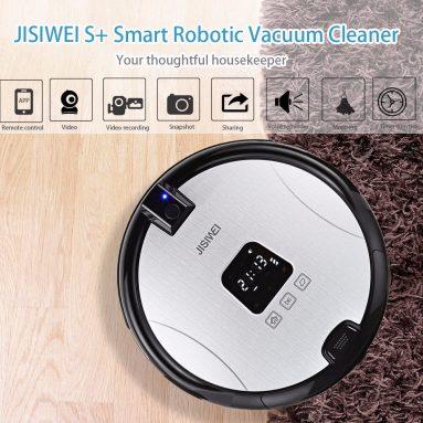 $ 269.99 עם קופון עבור JISIWEI S + חכם רובוטי שואב אבק מ GearBest