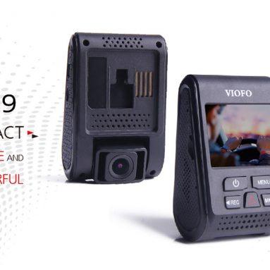 $ 10 הנחה קופון עבור ויופו AXNXX 119P 1440 זווית רחבה זווית רכב DVR מ GearBest