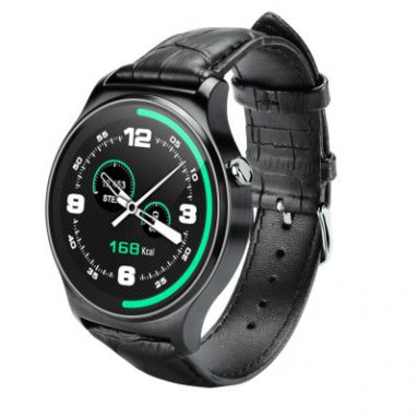 Klipp 30% OFF for Ulefone GW01 Smart Watch og Freeshipping fra Everbuying.net