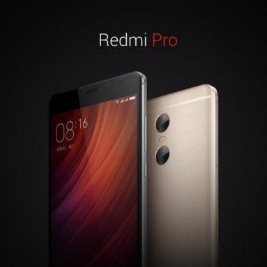 GearBest의 Xiaomi Redmi Pro 247.99GB를위한 $ 64와 COUPON