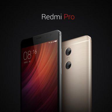 $ 185 con COUPON per Xiaomi Redmi Pro 32GB di GearBest