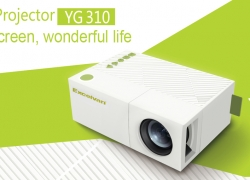 5$ off COUPON for Excelvan YG310 LCD Projector from GearBest