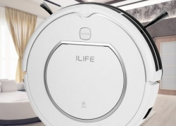 $15.00 off COUPON for ILIFE V1 Robotic Vacuum Cleaner from GearBest