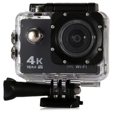 $5.00 off COUPON for V3 4K WiFi Sport Camera 16MP from GearBest