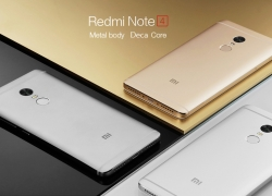 $179 with coupon for Xiaomi Redmi Note 4 4G Phablet TD-LTE 64GB ROM GOLDEN from GearBest