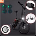 $699 with coupon for Xiaomi QiCYCLE EF1 Smart Bicycle BLACK from GearBest
