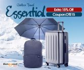 Extra 15% OFF for Outdoor Travel Essential from BANGGOOD TECHNOLOGY CO., LIMITED