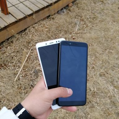 Xiaomi Redmi Note 5 VS Lenovo S5 Hands-on Review