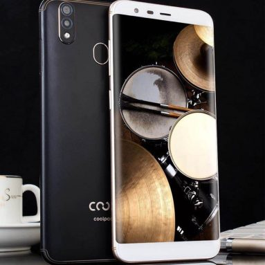 Coolpad Cool 2 Startes Offisielt Med Dual-Camera, 3200mAh Batteri og Splash Resistance
