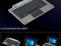34% OFF Only $45.98 for Original CHUWI Rotary Keyboard for 10.8 Inch Chuwi Hi10 Plus Tablet PC from Newfrog.com