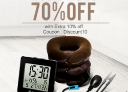 Up to 70% OFF for Smart Home & Decoration Products from BANGGOOD TECHNOLOGY CO., LIMITED