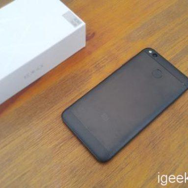 Xiaomi Redmi 4X Design, hardware, fotoaparát, recenze baterií