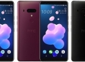 HTC U12+ Official Photo Leaked Showing Three Color Options