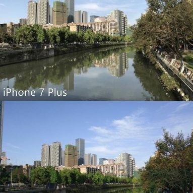Xiaomi MI6 VS Iphone 7 Plus recenze kamer