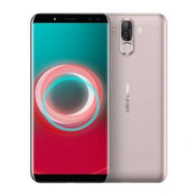 Extra US$20 Off Ulefone Power 3S 4GB+64GB Android 8.1 4G Phone, 35% Off+US$20 Off(Black Color Only) from Newfrog