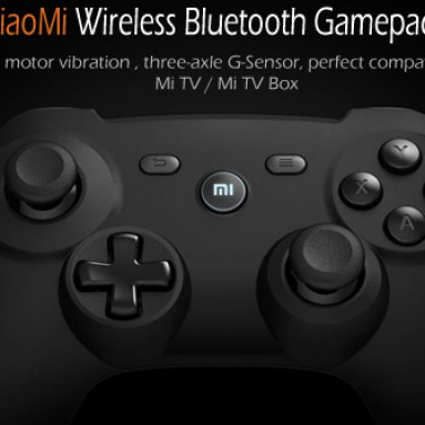 5 $ av COUPON for Xiaomi Wireless Bluetooth Gamepad fra GearBest