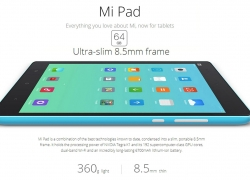 20$ off COUPON for Original XiaoMi Mi Pad 64GB ROM from GearBest