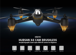 $5 off for Hubsan X4 H501C from Geekbuying