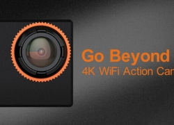 $4 off for ThiEYE i60 4K Action Camera from Geekbuying
