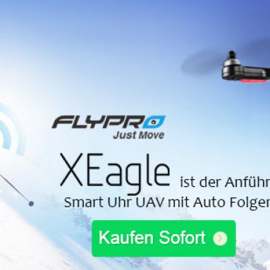 Versione FLYPRO XEagle Sport / Versione Lite / Versione PRO con Auto-Folgen durch den Mund Fliegen di RCMaster
