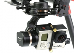 5$ off COUPON for  Tarot TL3T01 GOPRO 3D Generation 3 Gimbal from GearBest