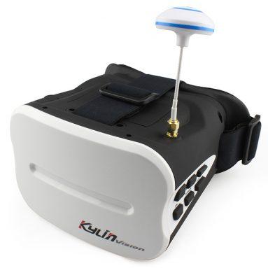 5 $ הנחה קופון עבור KDS KYLIN משקפי מגן ראש מקלט WiFi רכוב מ GearBest