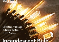 Up to 76% OFF Incandescent Light Bulbs from BANGGOOD TECHNOLOGY CO., LIMITED