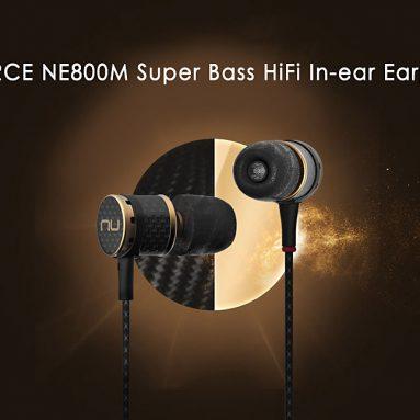 $ 15 הנחה קופון עבור Nuforce NE800M HiFi באוזן אוזניות בס סופר מ GearBest