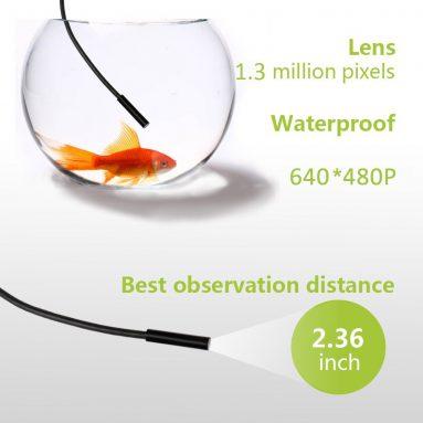 $ 3 disattivato per l'endoscopio 7mm di Makibes da Geekbuying