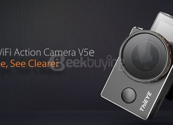 $8 off for Thieye V5e WiFi Action Camera from Geekbuying