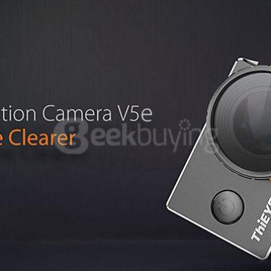 $ 8 av for Thieye V5e WiFi Action Camera fra Geekbuying