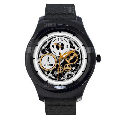 $ 49.80 dành cho Q2 Đo nhịp tim Siri Smart Watch từ Gearbest