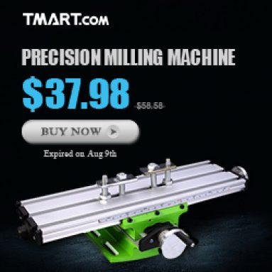 Binebenta ang Mga Tool sa Kamay - $ 37.98 sa Mini Precise Milling Machine mula sa FASTBUY INC