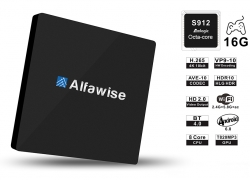 $51.96 with COUPON for Alfawise S92 TV Box from GearBest