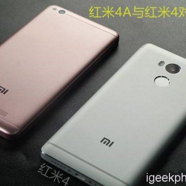 Xiaomi Redmi 4A vs Redmi 4 Thiết kế, Antutu, Máy ảnh, Pin Review (Coupon Included)