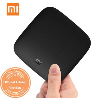 XIAOMI 4K Mi Box Android TV 6.0 Set-top Box on sale! from Geekbuying INT