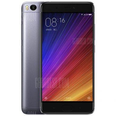$ 311 với phiếu giảm giá cho Xiaomi Mi5s 4G Smartphone từ GearBest