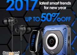 Up to 50% OFF for Latest Smart Trends from BANGGOOD TECHNOLOGY CO., LIMITED