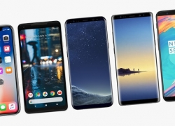IHS Report: Global Smartphone Shipments in Q3, 2018