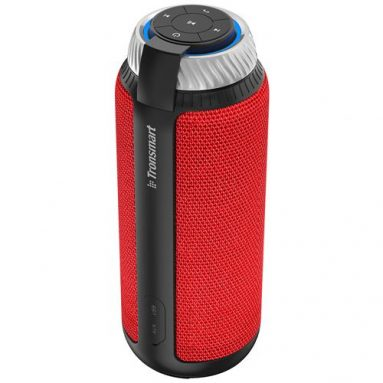 Tronsmart Element T6 25W Portable Bluetooth Speaker with 360 Degree Stereo Sou on sale! from Geekbuying INT