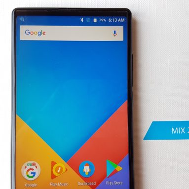 Vernee Mix 2 Hands-On Review, The Reasonable Cost 4G Phablet (Coupon Inside)