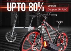Up to 80% OFF Outdoor Cycling Products in US Warehouse from BANGGOOD TECHNOLOGY CO., LIMITED