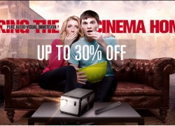 2018 GEARBEST – BRING THE CINEMA AT HOME – Pure audiovisual immersion, save up to 30%