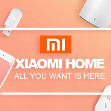 Xiaomi Home, Newfrog.com에서 58 % OFF까지