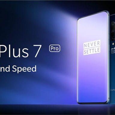 Το OnePlus 7 Pro ανακοινώθηκε, έρχεται με αριθμό μεγάλων χαρακτηριστικών